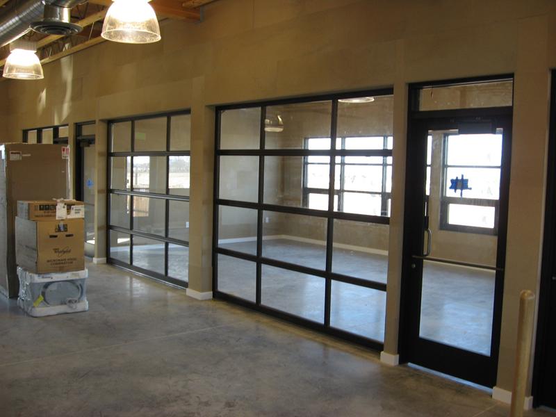 Commercial Kaufmann Overhead Doors