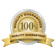 100% Quality Guaranteed!